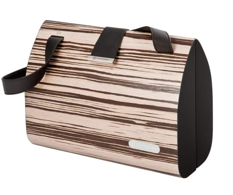 Die Nussbag - Taschen aus Holz