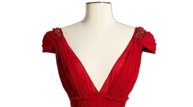Ein Traum in Rot - das perfekte Abendkleid