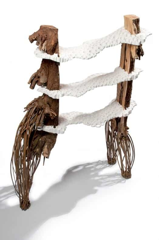 Holz-Objekt