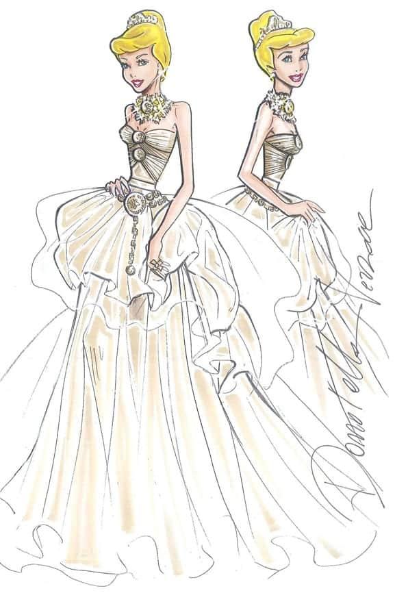 Cinderella von Versace