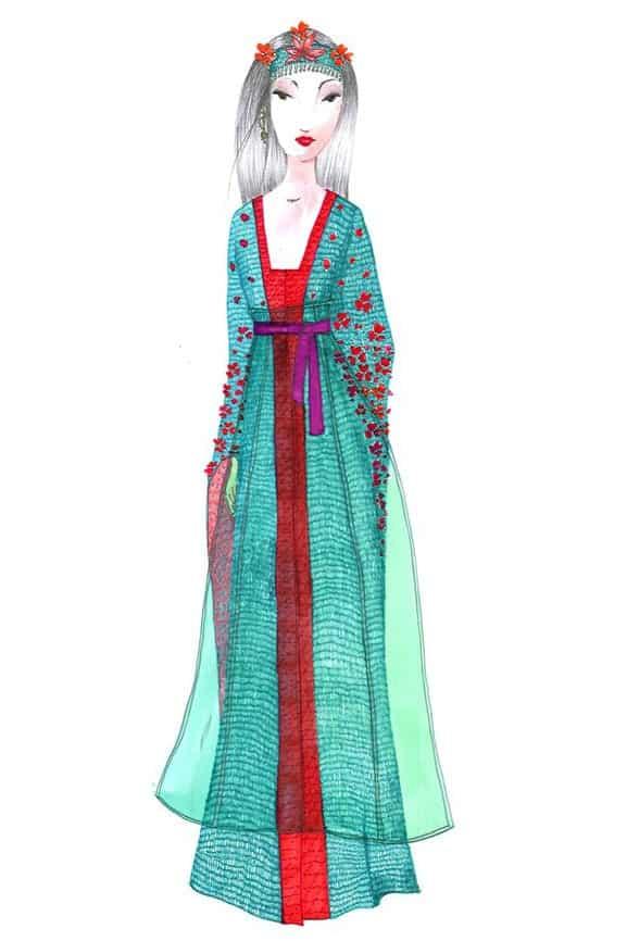 Mulan von Missoni
