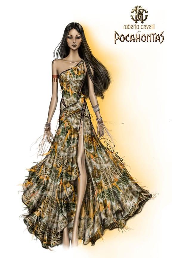 Pocahontas von Roberto Cavalli