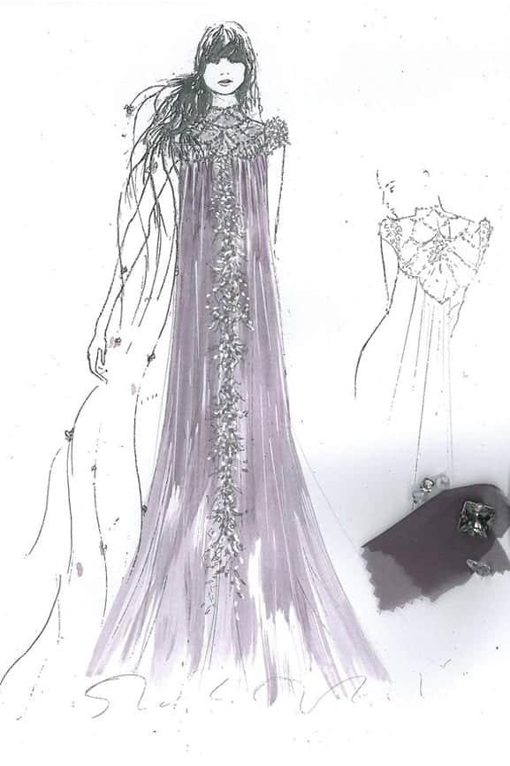 Rapunzel von Jenny Packham