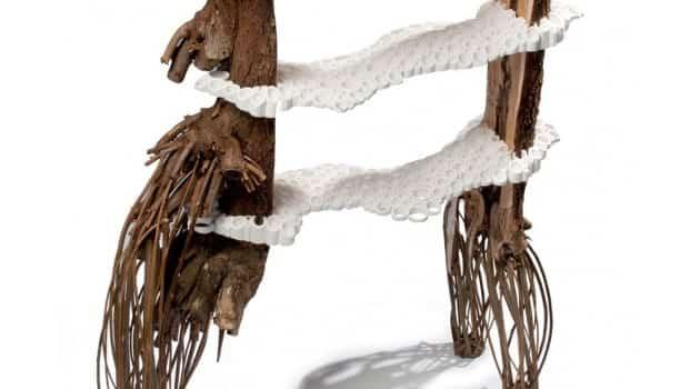 Gegen den Strich - Holz als Kunstobjekt