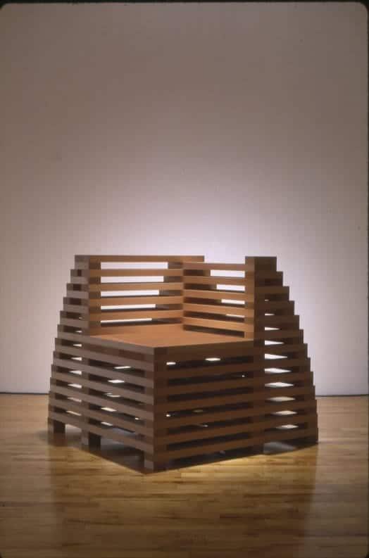 Holz-Kunstwerk