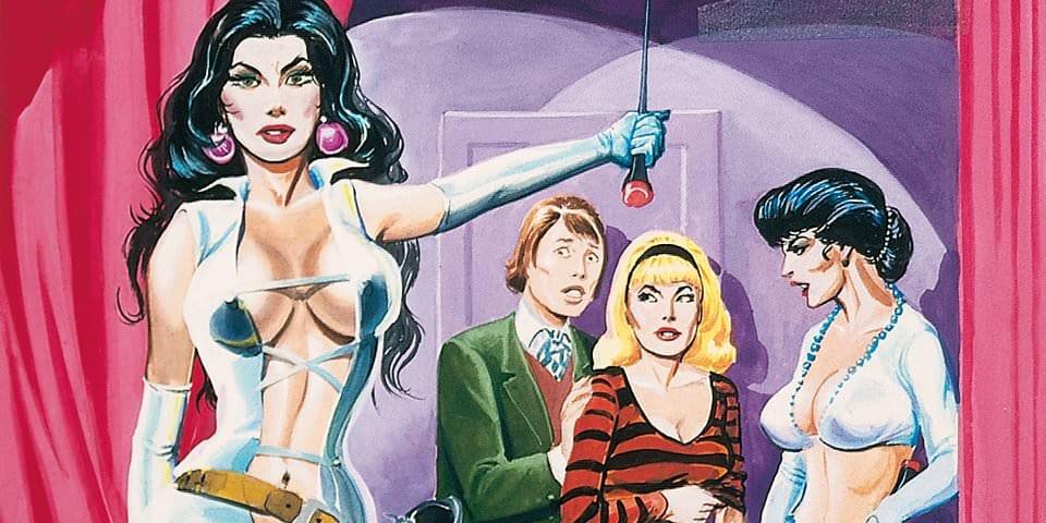 The Art of Eric Stanton - Comic für Erwachsene