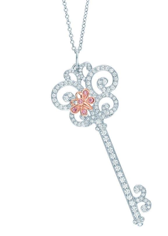 Diamanten aus der Tiffany Enchant-Kollektion