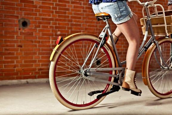 Holländisches Fahrrad