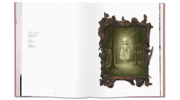 Der Hexenmeister der Malerei verbindet Düsternis mit Sanftheit