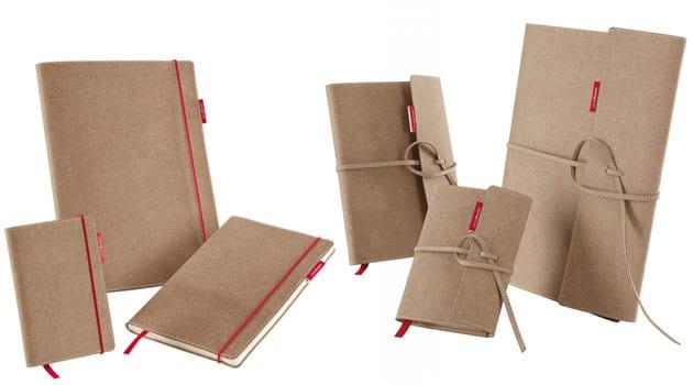 Das edle Notizbuch für Liebhaber