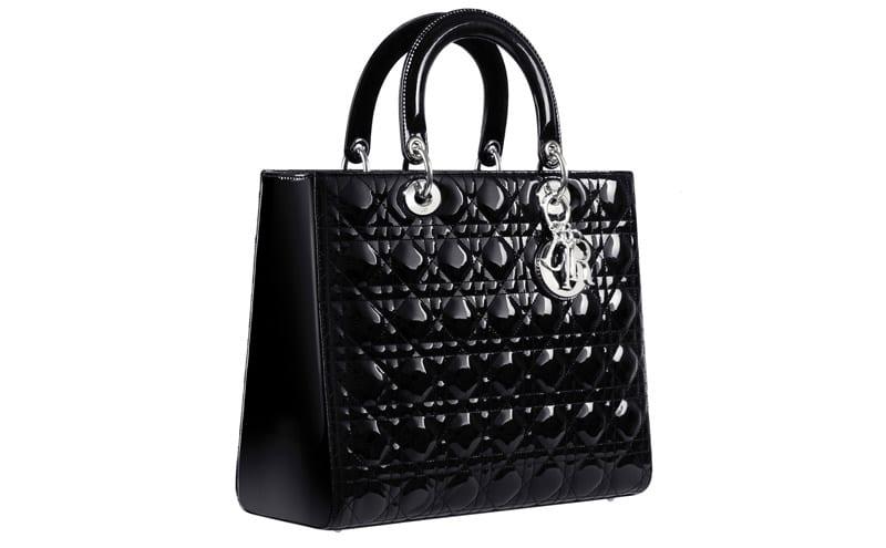 Lady Dior Handtasche