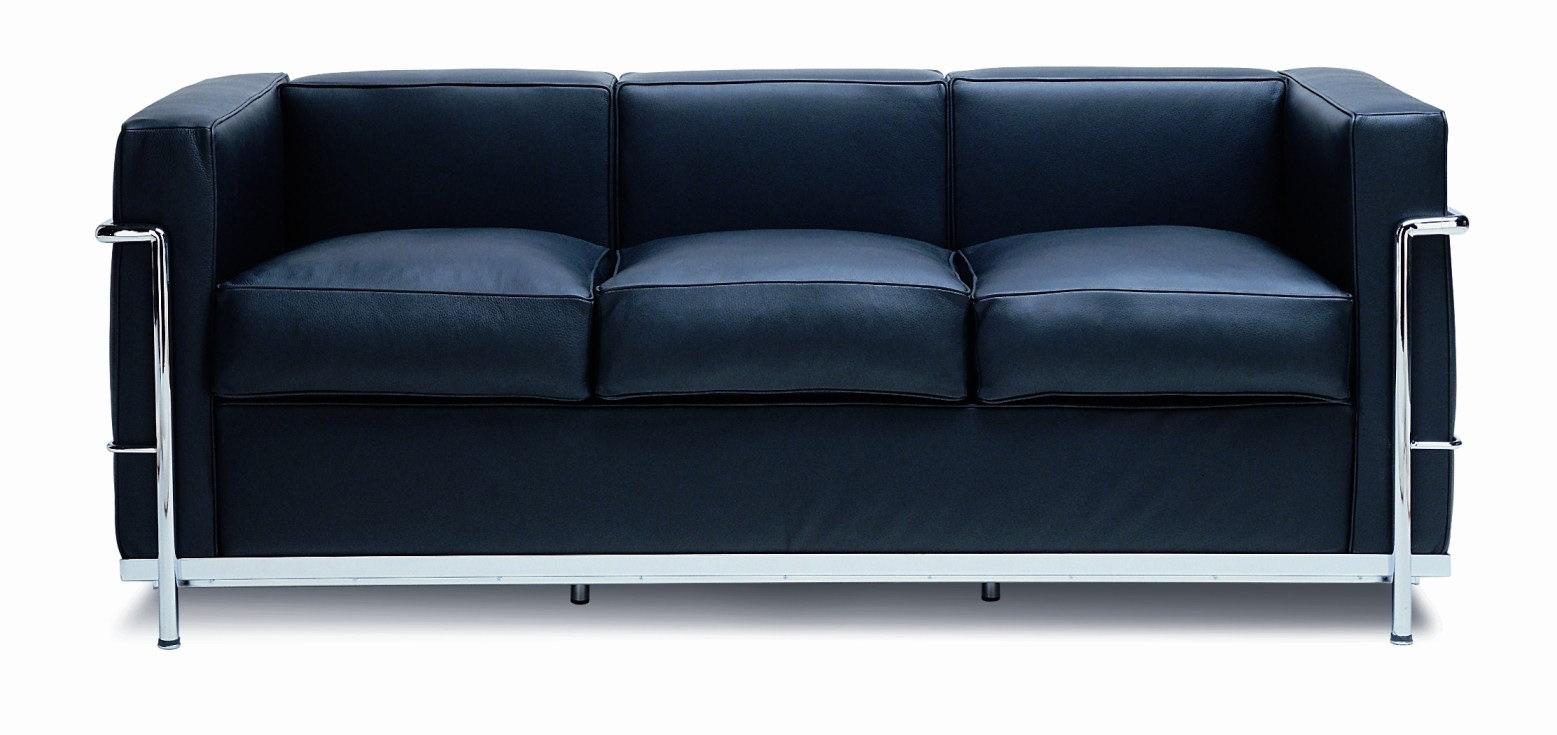 Le Corbusier 3er Sofa