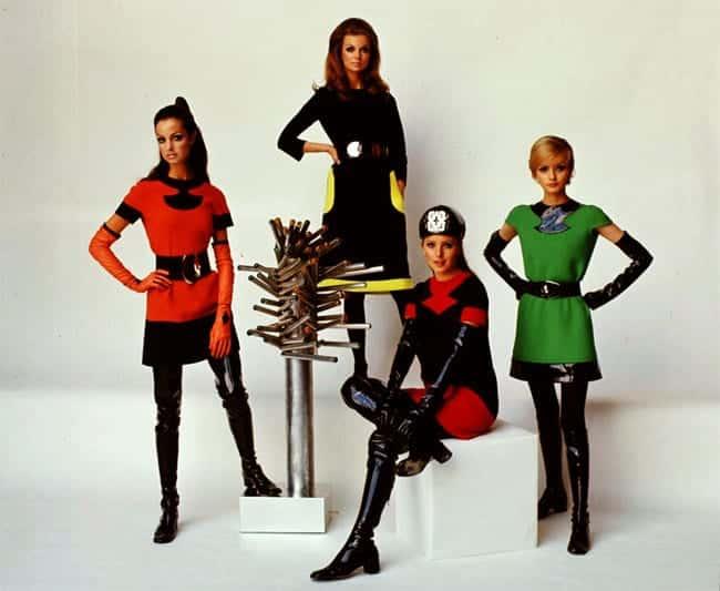 Designer: Pierre Cardin, 1968, Fotograf: unbekannt