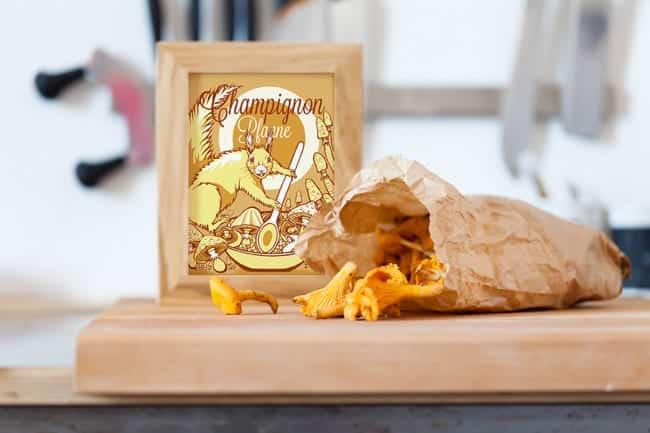 (c) Cooking Cards, zeixs - designbooks & more