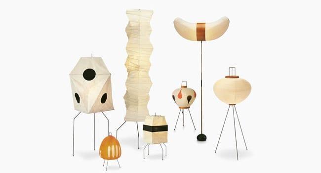 Akari-Light-Sculptures