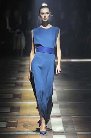 Fashion Week Paris Frühjahr-Sommer 2015 Lanvin