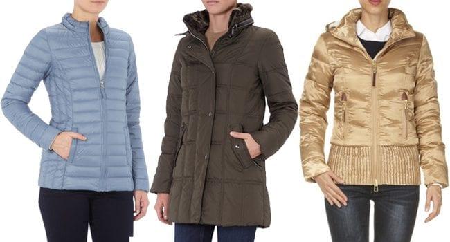 Winterjacken für Frauen