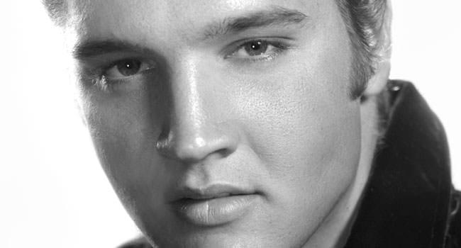 Elvis, mehr Dandy als Rocker
