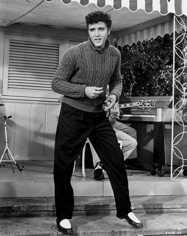 Elvis Presley, Foto: elvis.com