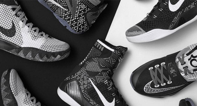 Black History Month bei Nike