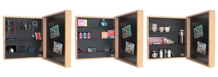 Die Thinbox ist in drei Größen erhältich. Fotos: thinbox.ch