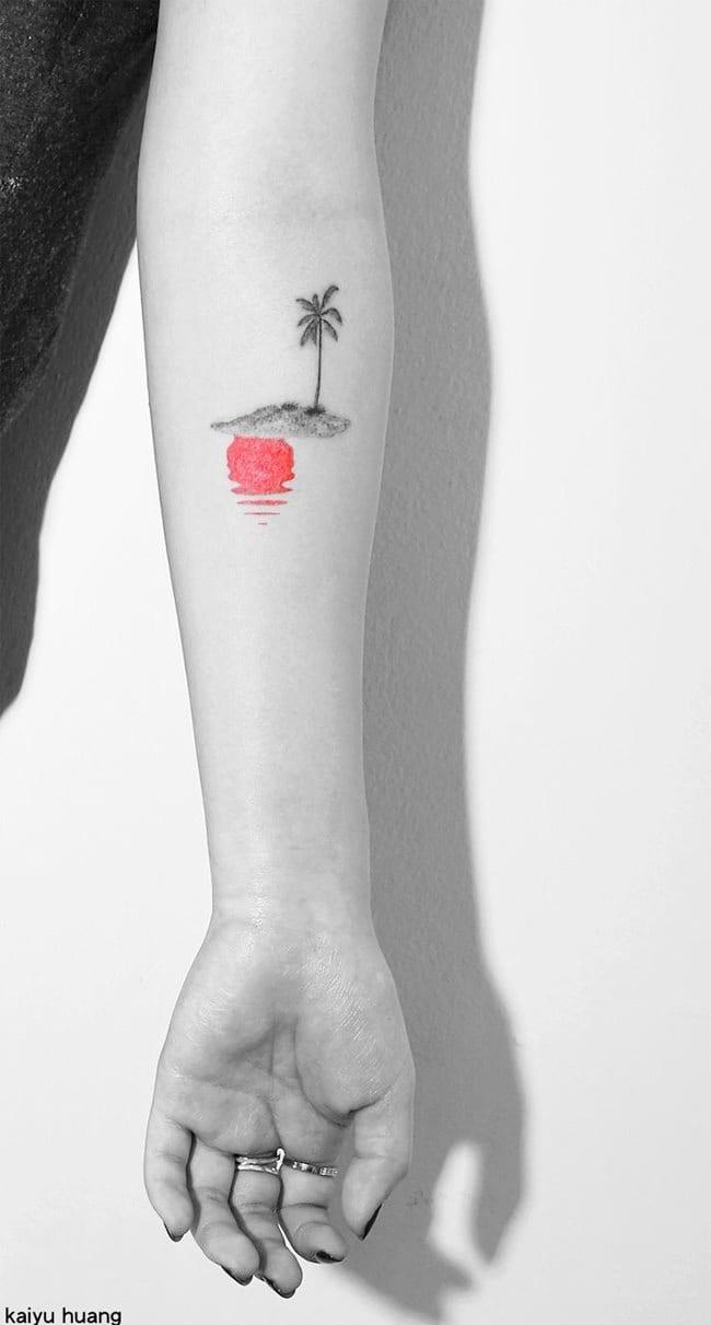 Tattoos – moderne Kunst auf der Haut