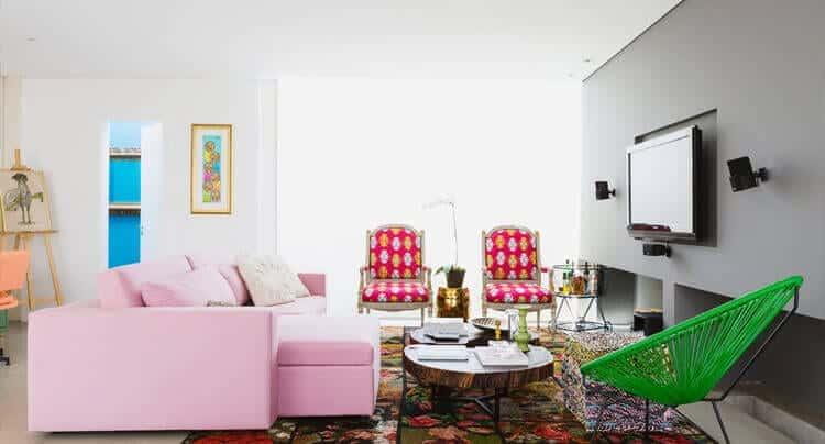 Appartement in Rio de Janeiro, Foto: Paula Brandão