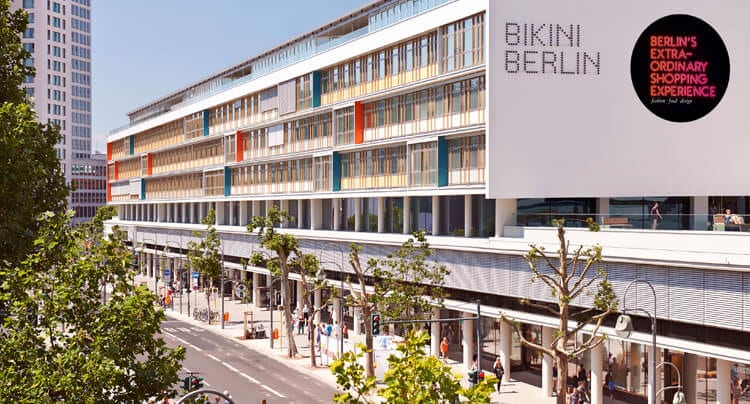 Bikini Berlin Concept Shopping Mall, Foto: bikiniberlin.de