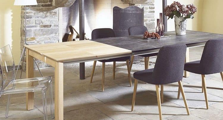 Esstisch CEIDI – Design aus Keramik & Holz   stylejunkyz.de