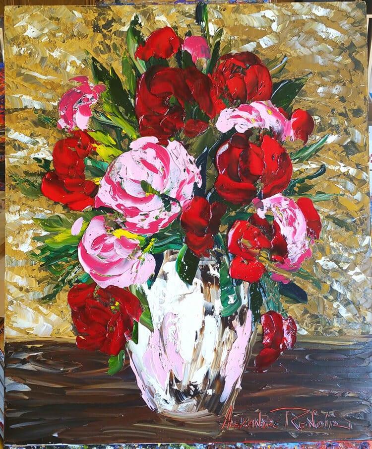 """Rose"" von Alexander Renoir, Foto: peninsula.com"
