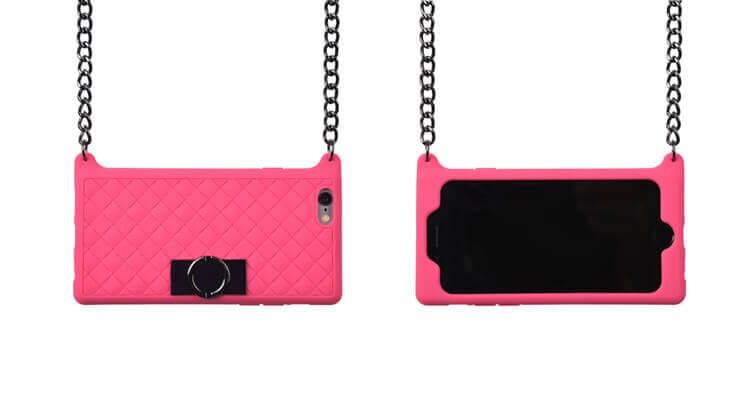O. JACKY SMART PHONEBAG - Pink