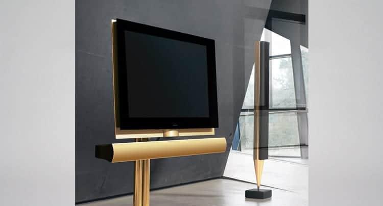 """BnO Gold """"BeoVision 7"""", Quelle: bnogold.com"""