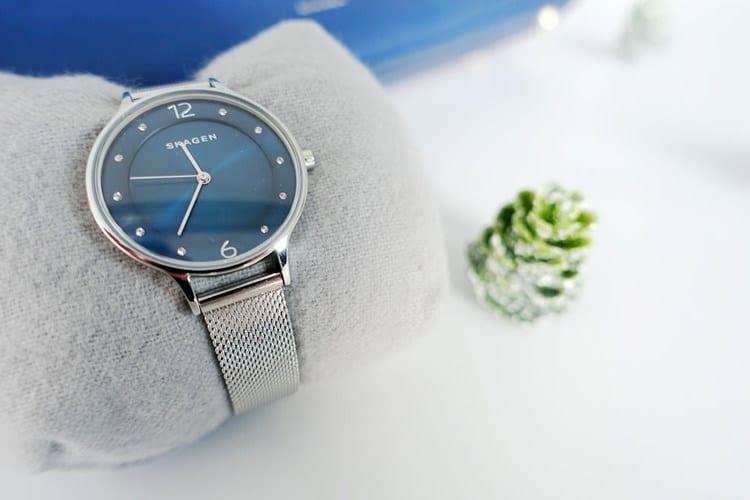 """Uhr """"Anita"""" von Skagen, Foto: plexique.de"""