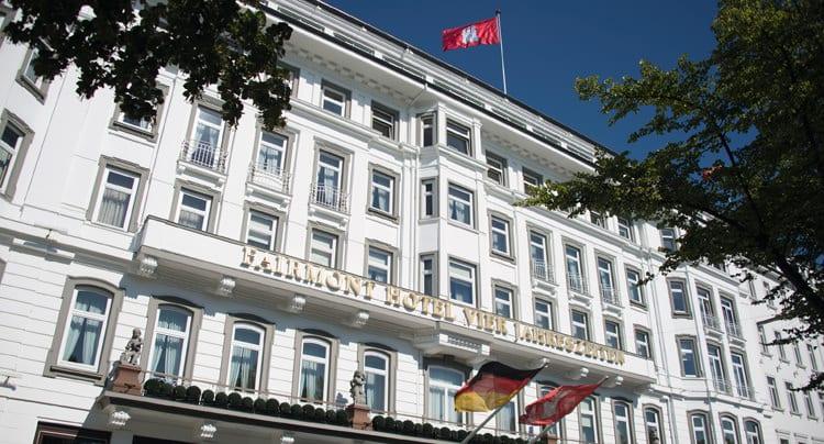 JAB ANSTOETZ: Das Hotel Vier Jahreszeiten in neuem Glanz