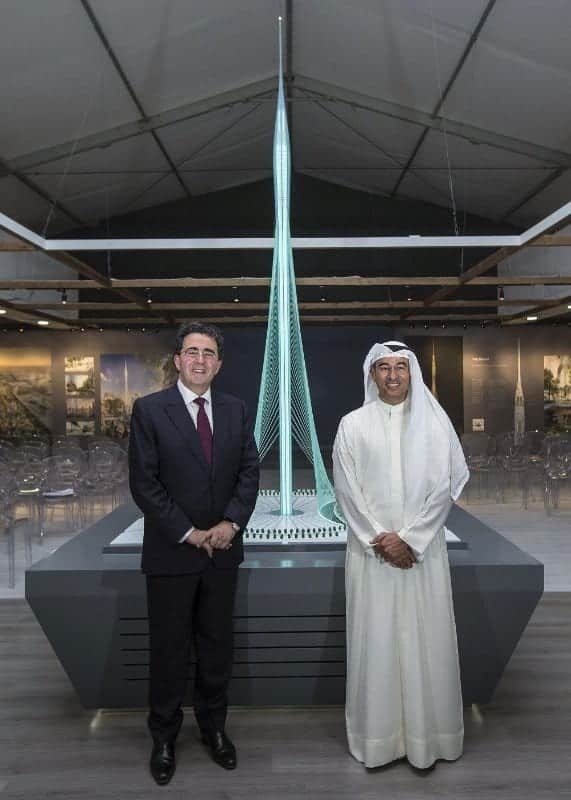 Neuer Tower in Dubai Creek Harbour kommt