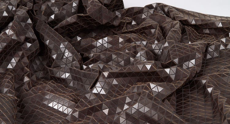 Elisa Strozyk - Decke aus Holz, Foto: obs/Karlsruher Messe- und Kongress-GmbH/Jens Hartwig