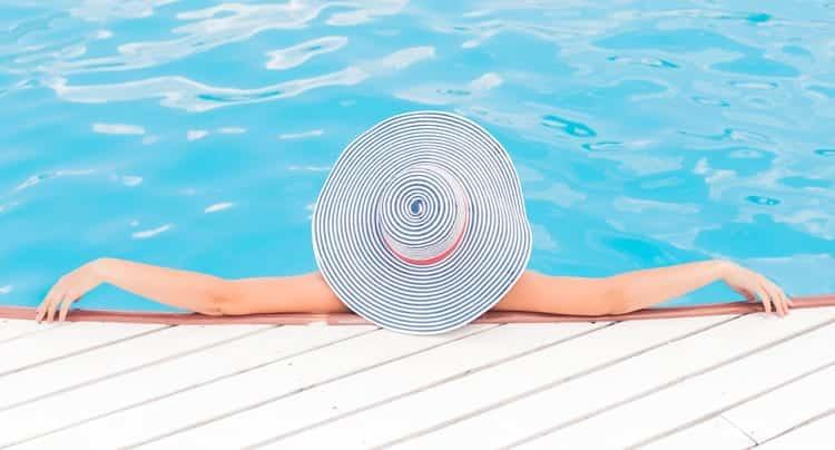 Pool-Time - die Bademode der Saison
