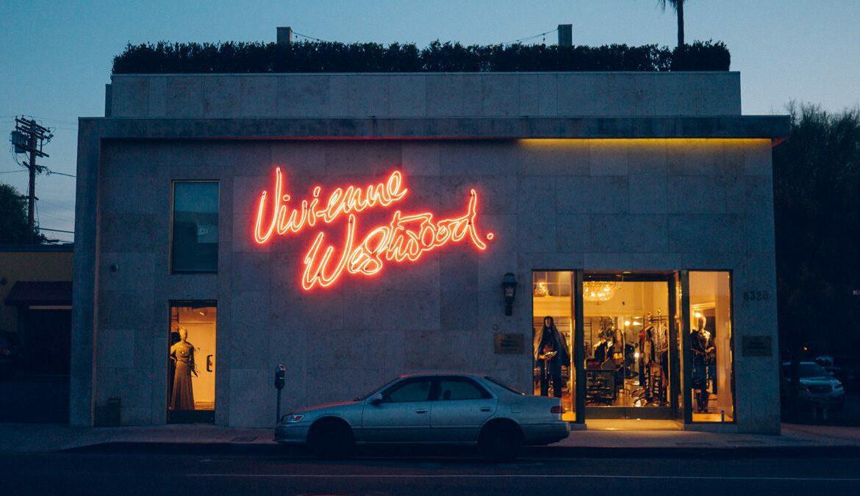 Shop von Westwood in der Melrose Avenue, Los Angeles (USA), Foto: Jiroe / Unsplash