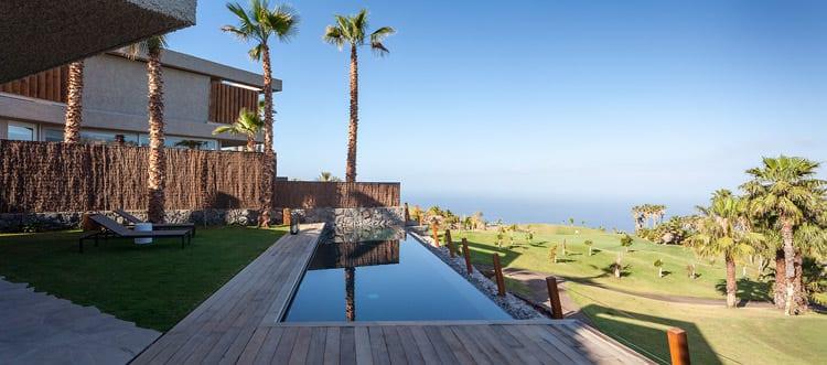 Abama Luxury Residences auf Teneriffa