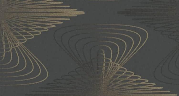 designer tapeten design von marburger tapetenfabrik foto decowunder tapetende gold