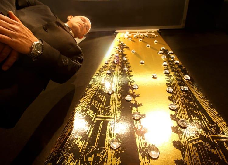 Die teuerste Tapete der Welt, Foto: imm cologne