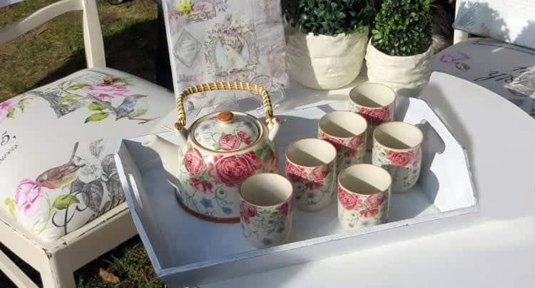 It's tea time, Foto: livingpress.de