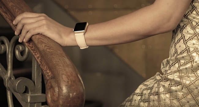 Roobaya: Premium-Armbänder für die Apple Watch