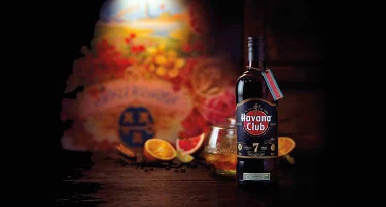 Neues Design für Havana Club-Rum