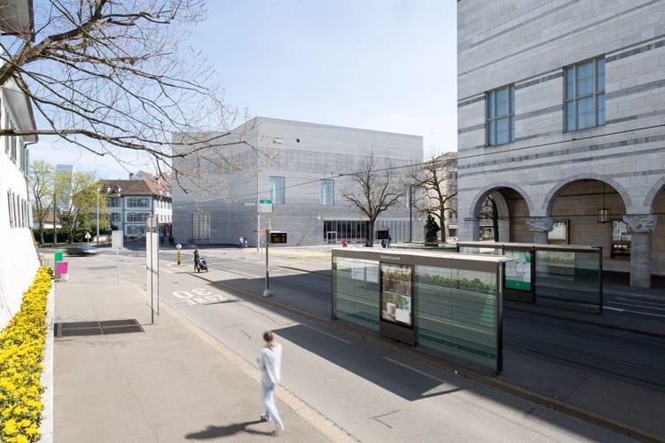 """© Kunstmuseum Basel Julian Salinas - Anzeige: Städtetrip nach Basel zu """"Claude Monet"""""""