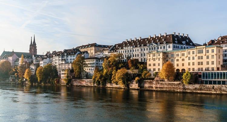 "Städtetrip nach Basel zu ""Claude Monet"""
