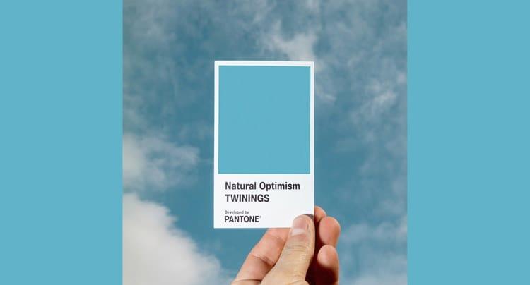 PANTONE – Natural Optimism