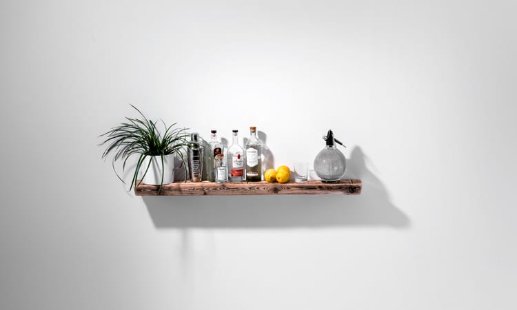 Upcycling made in Germany - Möbel aus echtem Altholz