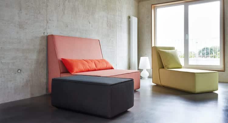 Cubit, das Sofasystem für Wohnträume in jedem Alter