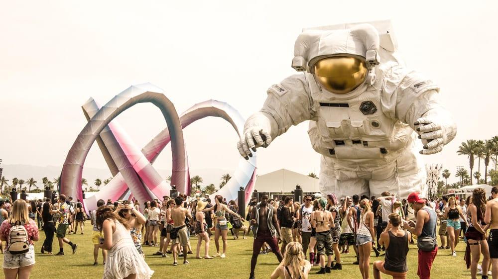 Coachella und Co. - angesagte Festival-Styles
